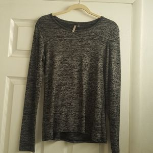 Grey Banana Republic Long Sleeve Shirt